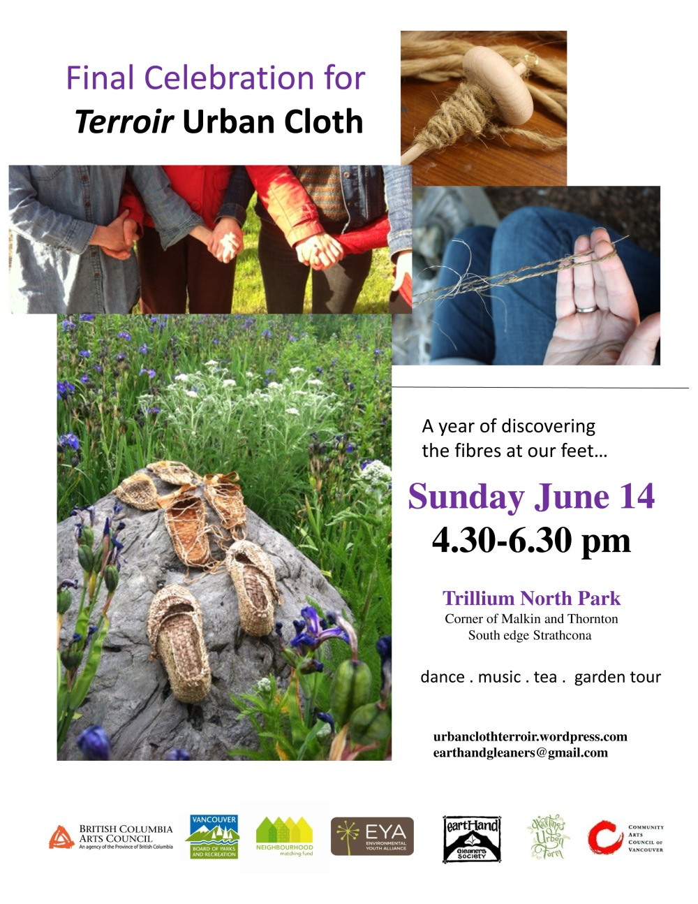 June 6th invitation Trillium North